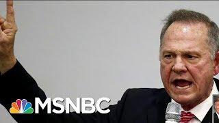 How GOP Senate Candidate Roy Moore Represents