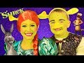 Shrek and Princess Fiona Makeup and Cost...mp3