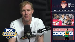 Zlatan/Vela, Copa Lib, Neymar, Lozano Napoli | EPISODE 63 | ALEXI LALAS' STATE OF THE UNION PODCAST