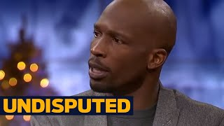Chad Johnson makes his case for the Hall of Fame | UNDISPUTED