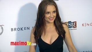 "Rachael Leigh Cook at ""Kingdom Come"" Documentary World Premiere ARRIVALS"