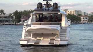 Luxury Yacht - Pershing 82