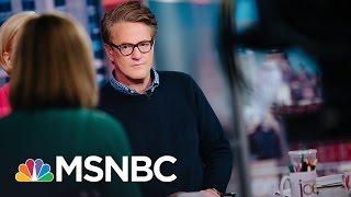 Joe: President Trump Near-Casting Message To Small Slice Of Americans | Morning Joe | MSNBC