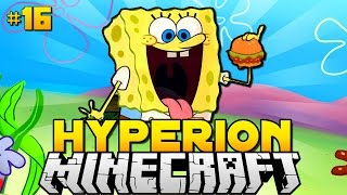 Der SPONGEBOB DUNGEON?! - Minecraft Hyperion #16 [Deutsch/HD]