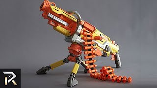 10 Powerful NERF Weapons Kids Shouldn