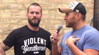 CM Punk Being SUED By Colt Cabana