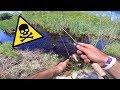 Fishing a TOXIC RIVER For Big Fish -- (G...mp3