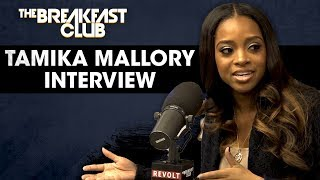 Tamika Mallory On Her Appearance On The View, The Women