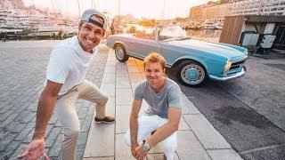 THE FASTEST YOUTUBER IN THE WORLD! I Nico Rosberg I | VLOG² 70