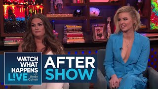 After Show: Being Friends With The Exes   Vanderpump Rules   WWHL