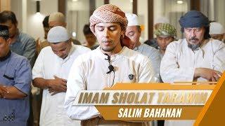 Salim Bahanan | Imam teraweh | Al Fatihah & Surat Al Baqarah 106  119