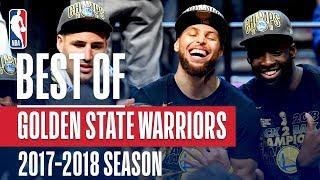 Best Of Golden State Warriors | 2018 NBA Season