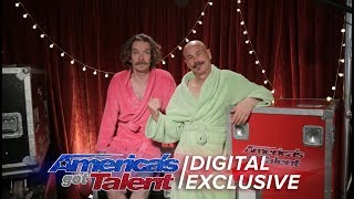 Men with Pans Recall Their Pantastic AGT Performance - America