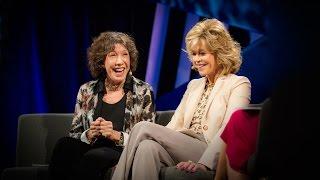 A hilarious celebration of lifelong female friendship | Jane Fonda and Lily Tomlin