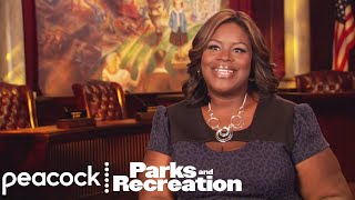 Parks and Recreation - Retta Finale (Interview)