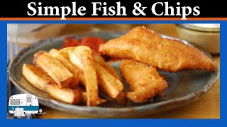 How to prepare Fish and Chips