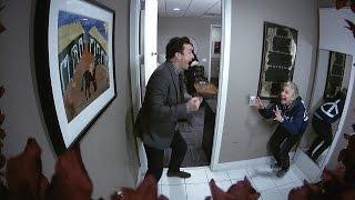 Ellen Scares Jimmy Fallon