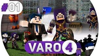 Von den Toten auferstanden! - Minecraft VARO 4 Ep. 01 | VeniCraft | #ZickZack