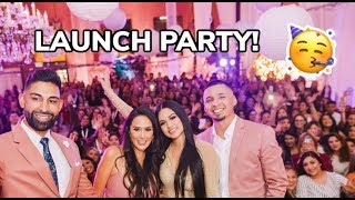 MY PALETTE LAUNCH PARTY! 🥳