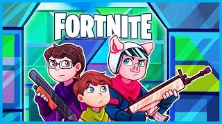 *UNLIMITED* PORT-A-FORT GLITCH in Fortnite: Battle Royale! (Fortnite Funny Moments & Fails)