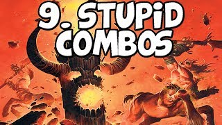 9 Stupid Ways to Kill Your Opponent [Hearthstone] Top 2 Tavern Brawl
