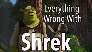 Everything Wrong With Shrek In 13 Minutes Or Less
