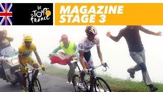 Magazine: Andy Schleck  - Stage 3 - Tour de France 2017