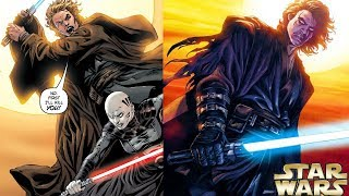 Why Anakin Tried to Kill Ventress In Secret Before Order 66 – Star Wars Explained