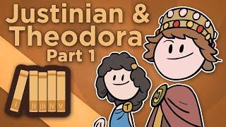 Byzantine Empire: Justinian and Theodora - From Swineherd to Emperor - Extra History - #1
