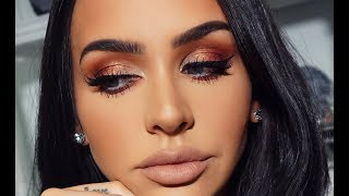 MY BIRTHDAY MAKEUP 2017 +CARLIBYBELxMISSGUIDED HOLIDAY!