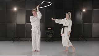 Karate with Anne-Marie [Episode 5: Olly Murs]
