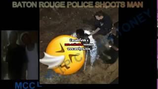 The Shooting Of Calvin Toney Of Baton Rouge Louisiana