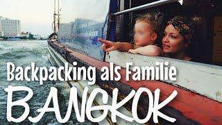Tuk Tuk fahren in Bangkok I backpacking als Familie I Mellis Blog