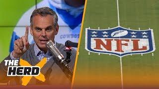 Every NFL team in 3 SIMPLE words | THE HERD