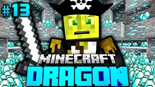 ANGRIFF der PIRATEN?! - Minecraft Dragon #13 [Deutsch/HD]