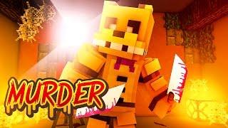 FIVE NIGHTS AT FREDDY! | Minecraft Murder