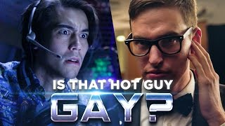I Need More Intel: Is That Hot Guy Gay?