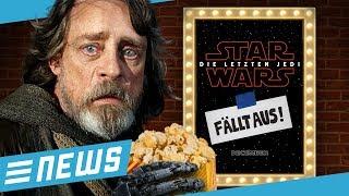 Kinos boykottieren Star Wars 8: Die letzten Jedi - FLIPPS NEWS