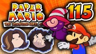 Paper Mario TTYD: Dan