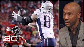 Chiefs beat themselves mentally in 'soul-destroying' loss to Patriots - Louis Riddick | SportsCenter