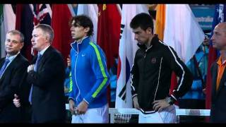 Djokovic and Nadal nearly collapse —Australian Open 2012 Championship Final