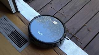 Are Robotic Vacuum Slaves Worth It? The Eufy RoboVac 11 Review