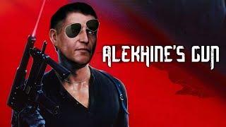 KNIFE GUYS FINISH LAST - Alekhine