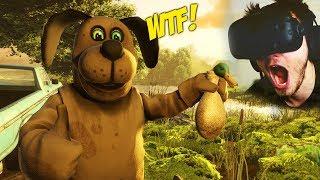 DAS GRUSELIGSTE MASKOTTCHEN DER WELT !! | Duck Season (Virtual Reality)