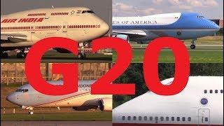 ᴴᴰ ✈ G20   A-L-L Highlights 2017   Arrival Day !!