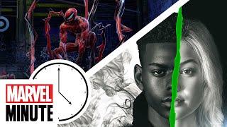 Agents of S.H.I.E.L.D. and Cloak & Dagger return!   Marvel Minute