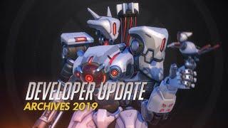 Developer Update | Storm Rising | Overwatch
