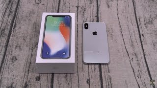 "iPhone X ""Real Review"""