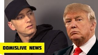 Eminem Diss Trump on Campaign Speech | New Song Eminem