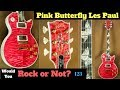 Pink Butterfly Les Paul? Custom Ordered ...mp3